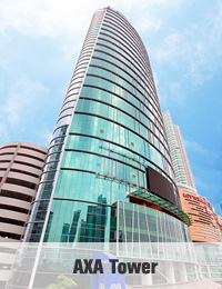 AXA Tower - Jakarta Serviced Offices