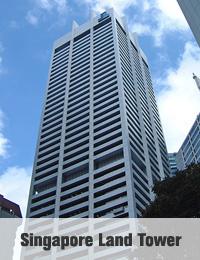 Singapore Land Tower - Singapore Virtual Offices