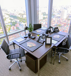 serviced office vietnam