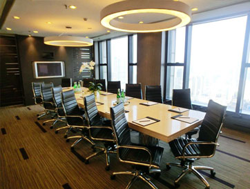 conference room in shanghai
