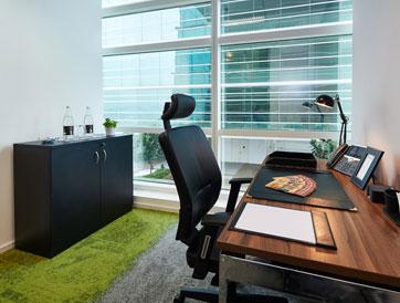 klcc serviced office